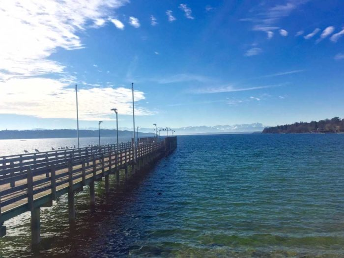 Munich family outdoor activity Starnberg day tour sights