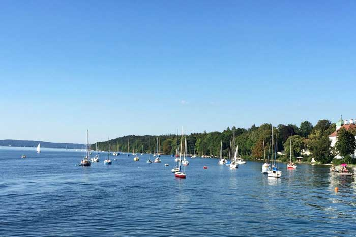 Starnberg Lake sightseeing Day Tour from Munich